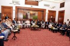 کاروباری افراد کی وزیراعظم سے ملاقات کے آخر پر کیا طے ہوا تھا؟
