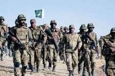 پاک فوج کو بین الاقوامی قوانین کے تحت مقبوضہ کشمیر میں اُتارے جانے ..