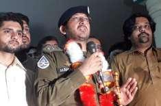 جہلم پولیس کی ایک اور بڑی کامیابی اغواء برائے تاوان کے 3 ملزمان 24 گھنٹے ..