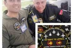 پاکستانی اور ترک فضائیہ کے پائلٹس کی بھارتی طیارے مار گرائے جانے پر ..