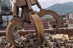 چین کی خام فولاد کی پیداوار میں مارچ کے دوران 10 فیصد اضافہ