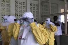 کانگو میں ایبولا وائرس کے ایک ہزار سے زائد واقعات،629ہلاکتیں