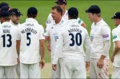 Names on players' shirts in the Ashes?