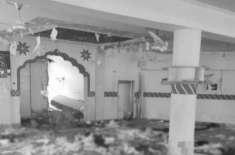 کوئٹہ ،کچلاک کی مسجد میں نصب بم پھٹنے سے 5افراد شہید ، 15سے زائدزخمی