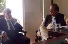 نواز شریف اپنے علاج سے مطمئن ہیں: ڈاکٹر یاسمین راشد کا سابق وزیراعظم ..