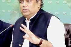 دوست کی کمپنی کوبی آرٹی پشاورکا ٹھیکہ دلانےکا الزام غلط ہے، علی زیدی