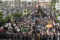 یوم علی رضی اللہ عنہ پر ملک کے کئی شہروں میں موبائل فون سروس بند اور ..