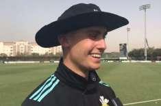 انگلش کائونٹی ،نوجوان کھلاڑی نے 25 گیندوں پر دھواں دھار سنچری جڑدی