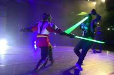 Star Wars-Inspired Lightsaber Dueling Recognized as Competitive Sport in France