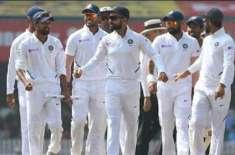 بھارت اور بنگلہ دیش کے درمیان پہلا ٹیسٹ میچ کل شروع ہوگا