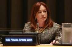 اقوام متحدہ کے رکن ممالک کی عالمی امن کو حقیقت بنانے کیلئے سیاسی عزم ..