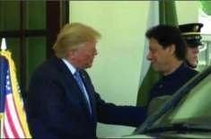 وزیراعظم عمران خان اور ڈونلڈ ٹرمپ کے درمیان ملاقات میں کن موضوعات پر ..