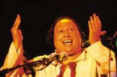 نصرت فتح علی خان کا مشہورگانا برباد کرنے پربھارتی میڈیا بالی ووڈ پربرہم