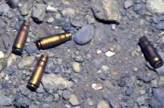 بابو صابو انٹر چینچ کے قریب نا معلوم افراد کی فائرنگ کی زد میں آکر ڈیڑھ ..