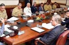 عمران خان سے آرمی چیف جنرل قمرجاوید باجوہ کی ملاقات