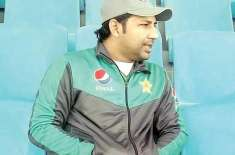 sarfraz ahmed hopeful for international tournaments in pakistan
