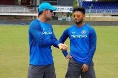 بھارتی کرکٹ بورڈ نے ورلڈ کپ سے باہر ہونے کے بعد پہلا' شکار' کر لیا