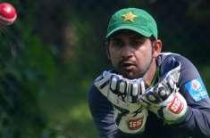 سرفراز احمد پر بین الاقوامی کرکٹ کھیلنے پر پابندی لگنے کا امکان