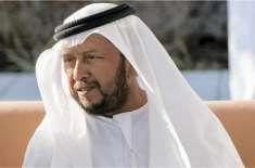 متحدہ عرب امارت کے صدر کے بھائی شیخ سلطان بن زید بن سلطان النہیان انتقال ..