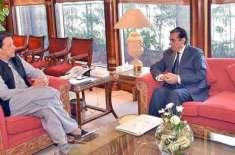 پی ٹی آئی رہنماؤں کی گرفتاری کی بات پر عمران خان چئیرمین نیب کو آنکھیں ..