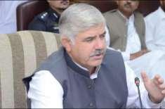 صوبائی حکومت پشاور کو مثبت تبدیلی سے ہمکنار کرنے کیلئے پرعزم ہے،محمود ..