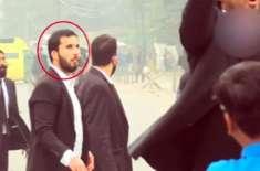 پی آئی سی واقع میں ملوث حسان نیازی کی گرفتاری پولیس کیلئے چیلنج بن گئی ..