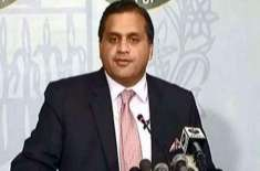 پاکستان کی مقبوضہ کشمیر میں بھارتی فورسز کے مظالم اور حریت رہنمائوں ..