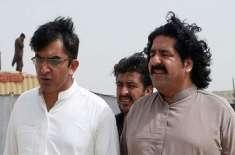 محسن داوڑ اور علی وزیر کی ضمانت کے لیے درخواست دائر کردی گئی