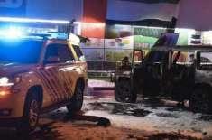 ابو ظہبی میں گاڑی میں اچانک آگ بھڑک اُٹھی، دو ننھے بچے جل کر جاں بحق