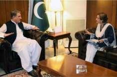 وزیرخارجہ نے تہمینہ جنجوعہ کو جنیوا میں اہم ذمہ داری سونپ دی