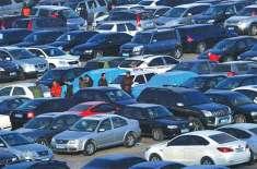 گاڑیوں کی پیداوار میں 23 فیصد اور فروخت میں 42 فیصد کمی