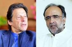 وزیراعظم عمران خان کا پیپلزپارٹی کے سینئر رہنما قمرزمان کائرہ کو ٹیلیفون، ..