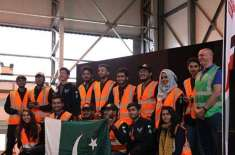 ذرا نم ہو تو یہ مٹی بہت زرخیز ہے ساقی، پاکستانی طلباء کا عالمی اعزاز