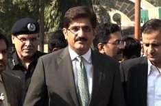 بیک لاک کچرے کو ایک ماہ میں ختم کریں گے، وزیراعلیٰ سندھ