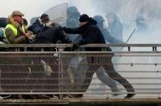 پولیس اہلکاروں پر تشدد، فرانسیسی باکسر کو سزا سنا دی گئی