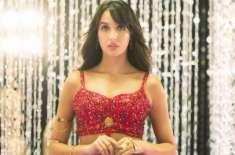 ماہرہ خان کی فلم میں مراکشی اداکارہ نورا فتیحی کا آئٹم سونگ شامل کرنے ..