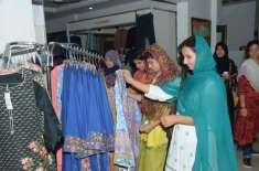 ملبوسات اور ٹیکسٹائل مشینری کی عالمی نمائش ''آئیگا ٹیکس پاکستان '' ..