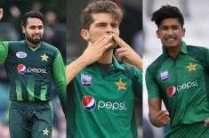 بگ بیش لیگ کی ٹیمیں پاکستانی پیسرز کا تعاقب کرنے لگیں