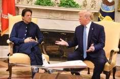 وزیراعظم عمران خان آج صدرٹرمپ سے اہم ملاقات کریں گے