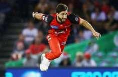 عثمان شنواری کی ٹیم آسٹریلین بگ بیش کی چمپئن بن گئی