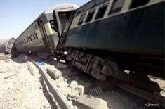 ریلوے پٹڑی پر دھماکہ، 2 افرد ہلاک 8 زخمی