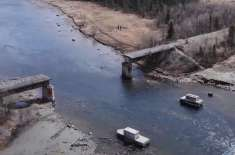 Crafty Russian Thieves Steal Entire Bridge Without Anyone Noticing for Months