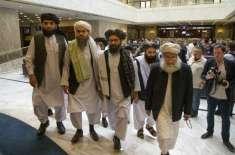واشنگٹن نے قطر میں طالبان کیساتھ مذاکرات دوبارہ بحال کردیئے