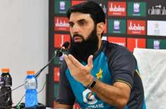 Misbah-ul-Haq rejects request to stop work