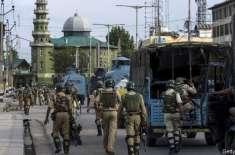 قابض بھارتی فوج کی فائرنگ سے مقبوضہ کشمیر میں 2نوجوان شہید