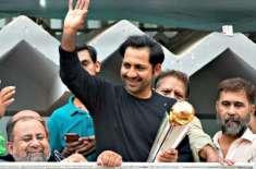 سرفراز احمد نے دل برداشتہ ہو کر کرکٹ ٹیم کی کپتانی چھوڑ دی