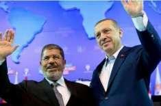 طیب اردوان نے مصر کے وفات پانے والے صدر کو شہید قرار دے دیا