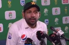 sarfraz ahmed will be captain for world cup