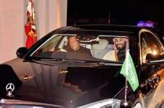 سعودی ولی عہد محمد بن سلمان کا دورہ پاکستان متنازعہ بنانے کی کوشش ناکام