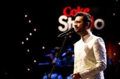 گلوکار عاطف اسلم کوک اسٹوڈیو میں اب تک 17 مرتبہ اپنی آواز کا جادو جگا ..
